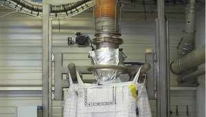 Palamatic Process bulk bag filler