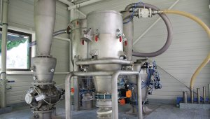Palamatic Process pneumatic conveying system